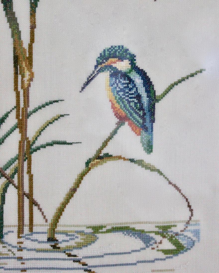 brodert bilde fugl 3